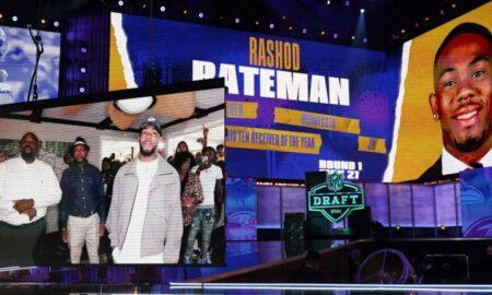 Rashod Bateman Draft