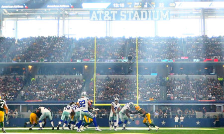 Cowboys vs Packers