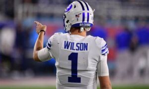 Zach Wilson, primer pick del Draft 2021 New York Jets