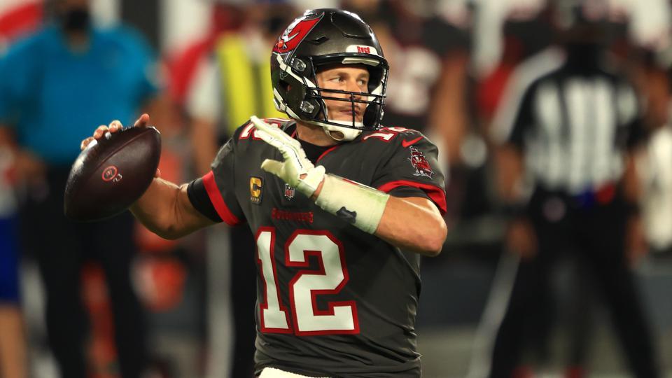 Brady y sus Bucs buscarán defender el título de la NFC South