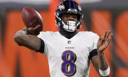 Lamar Jackson se encuentra quinto en nuestro Fantasy Rankings Quarterbacks
