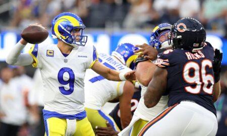 Bears at Rams